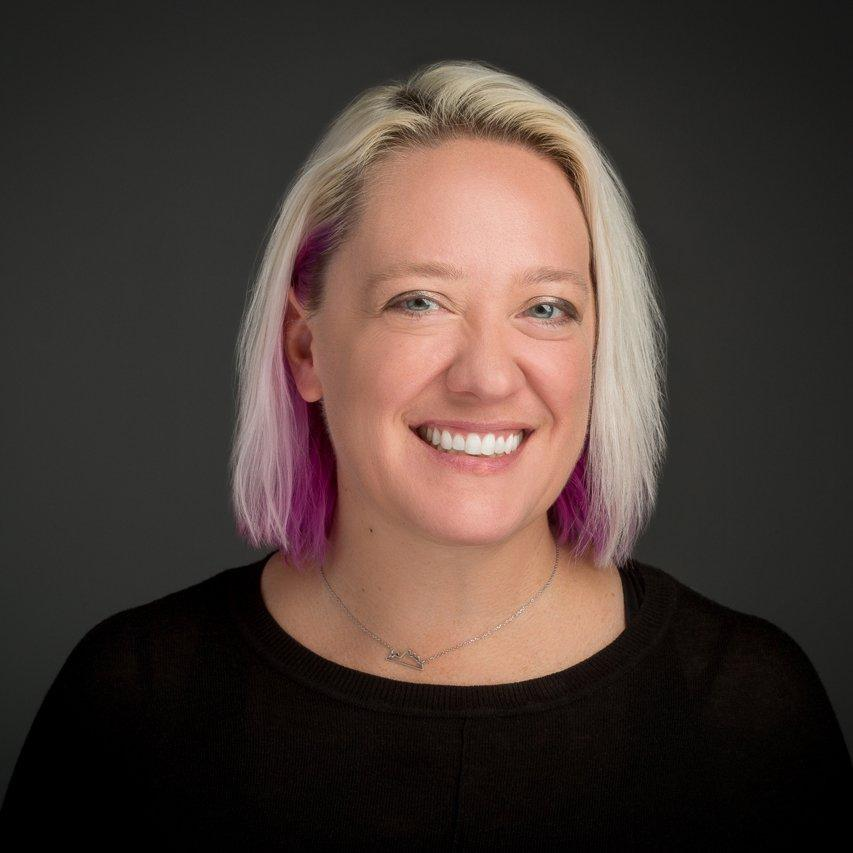 headshot of Kim Bultsma by Omaha Headshots